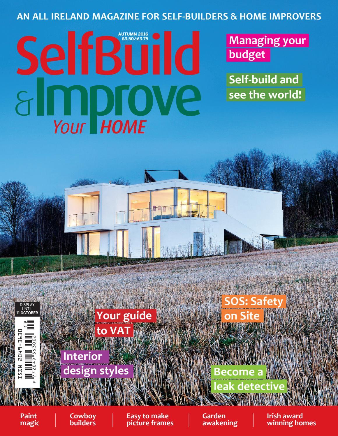 Selfbuild Autumn 2016 by Selfbuild Ireland Ltd. - issuu