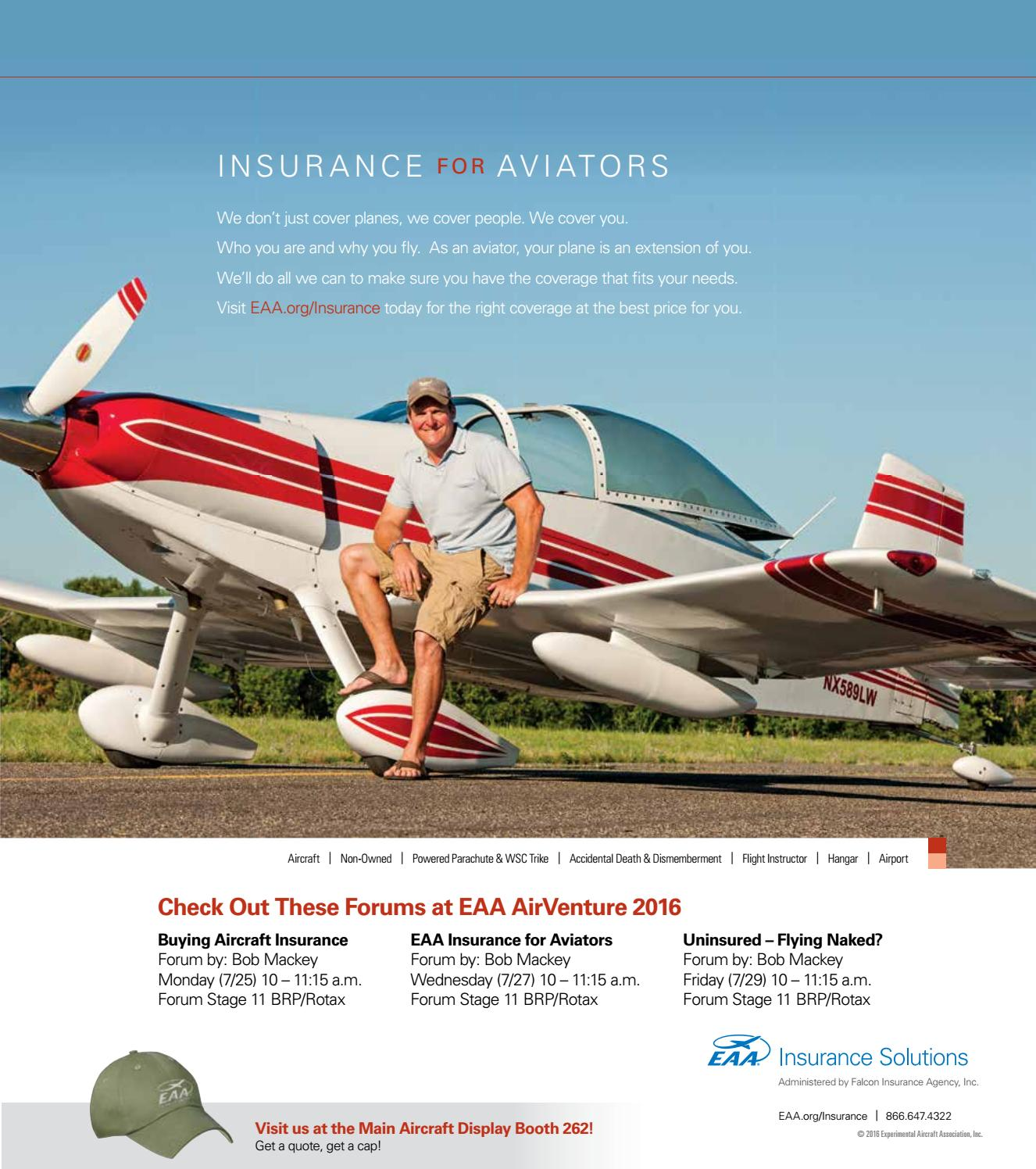 EAA AirVenture Today - Monday, July 25, 2016 by EAA