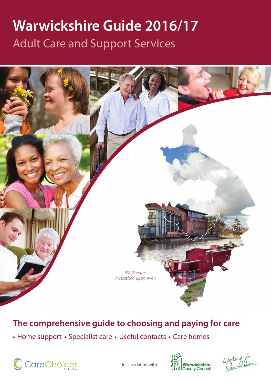 Lower meadow is a 40 capacity stratford care home that looks to take a - Warwickshire Guide 2016 17 Adult Care And Support Services By Care Choices Ltd Issuu