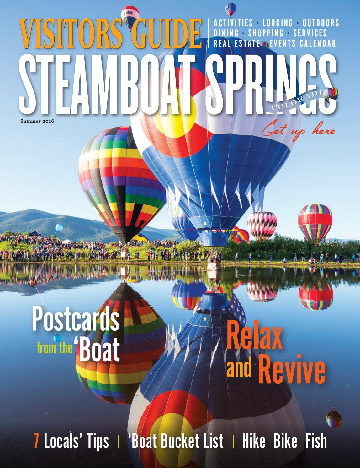 Steamboat Springs Visitors Guide