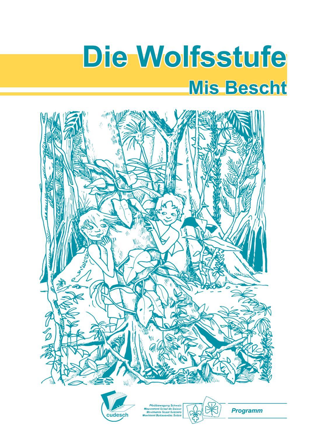 Die Wolfsstufe by PBS / MSdS / MSS - issuu