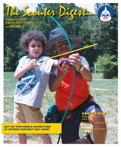 a39778ff0f0b The Scouter Digest - Summer Edition 2016 by National Capital Area ...