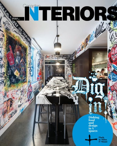 Canadian interiors November December 2016 by IQ Business Media issuu