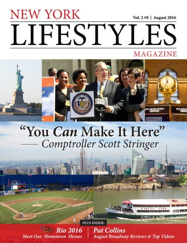 2732aa1c1266 New York Lifestyles Magazine - August 2016 by New York Lifestyles ...