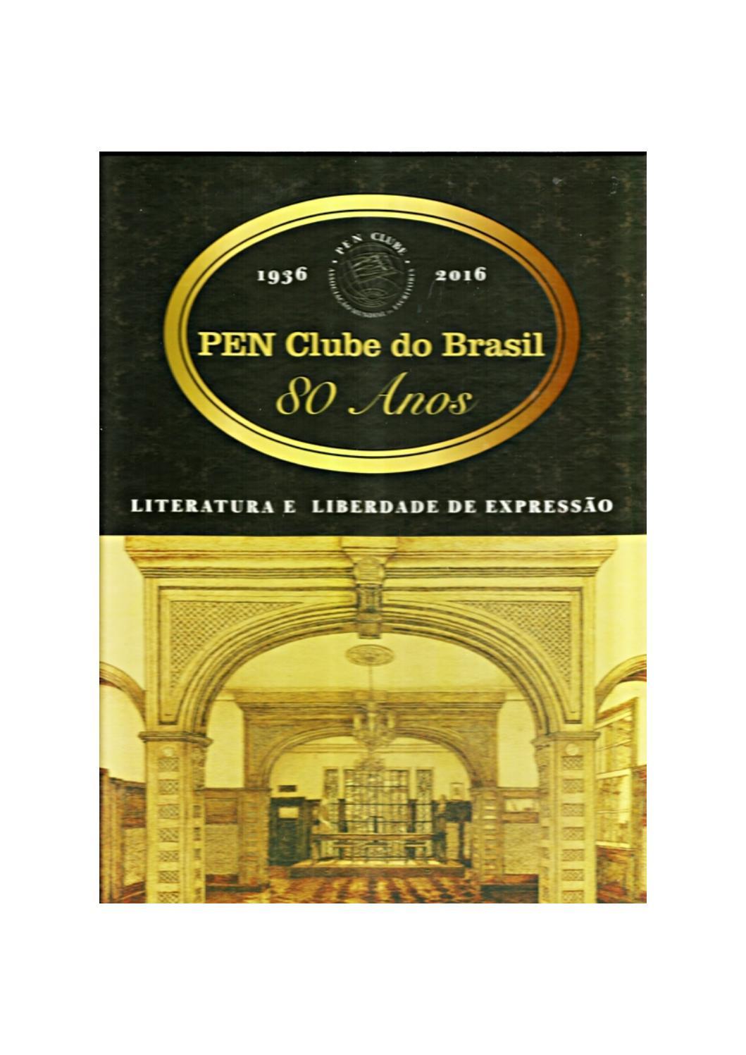Livro comemorativo dos 80 anos de fundao do pen clube do brasil by livro comemorativo dos 80 anos de fundao do pen clube do brasil by pen clube do brasil issuu fandeluxe Gallery