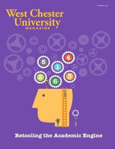 West Chester University Magazine Summer 2016 by West Chester