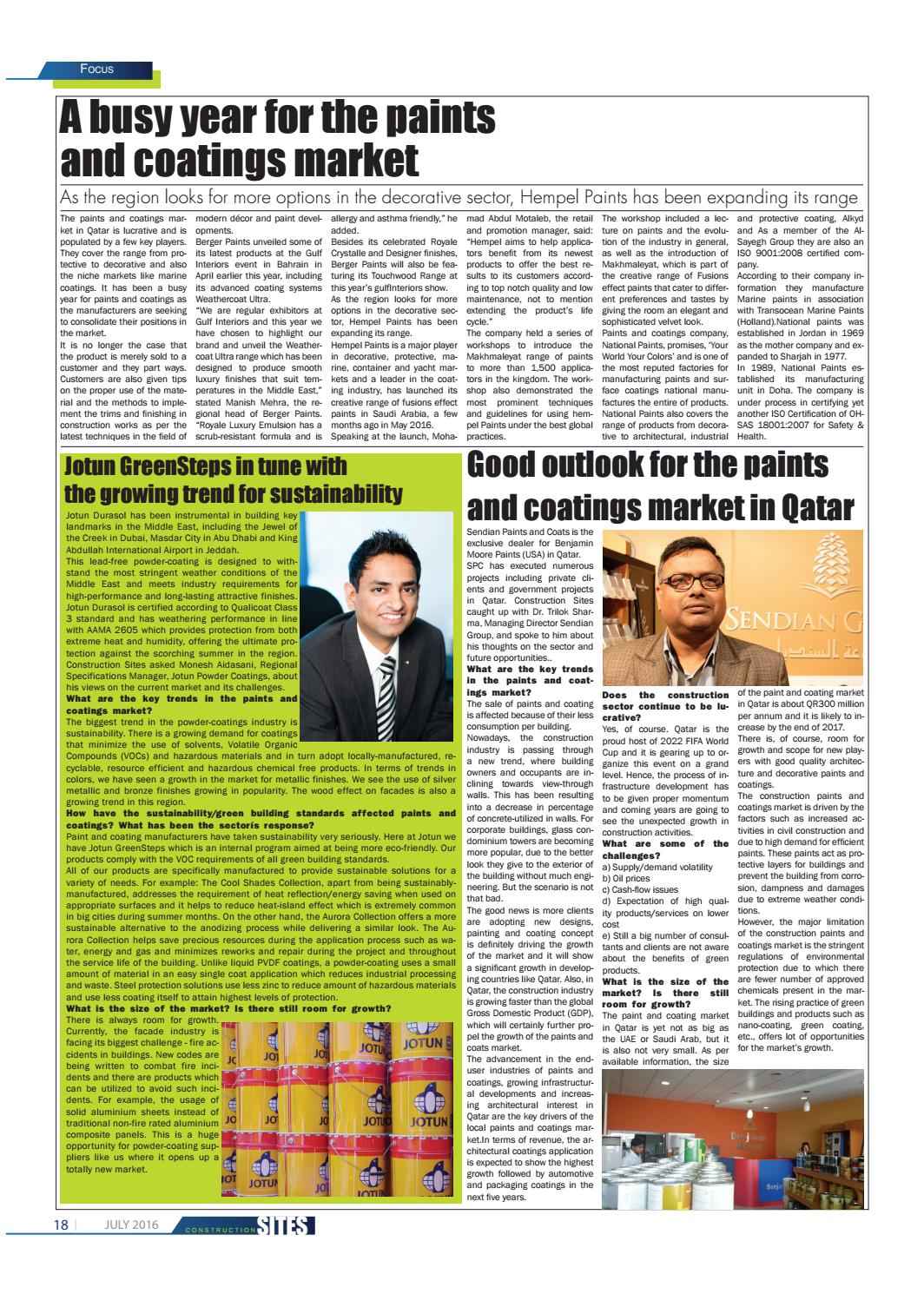 Construction Sites | July Issue no  108 by Qatar