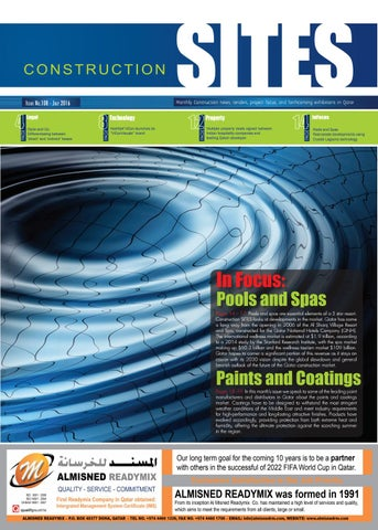 Construction Sites   July Issue no  108