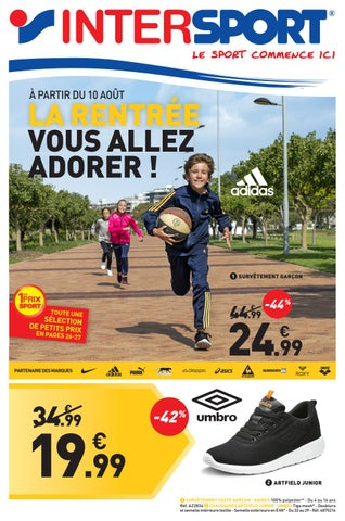 Rentrée France Des Intersport PagesBy Issuu Classes32 VMUSzp