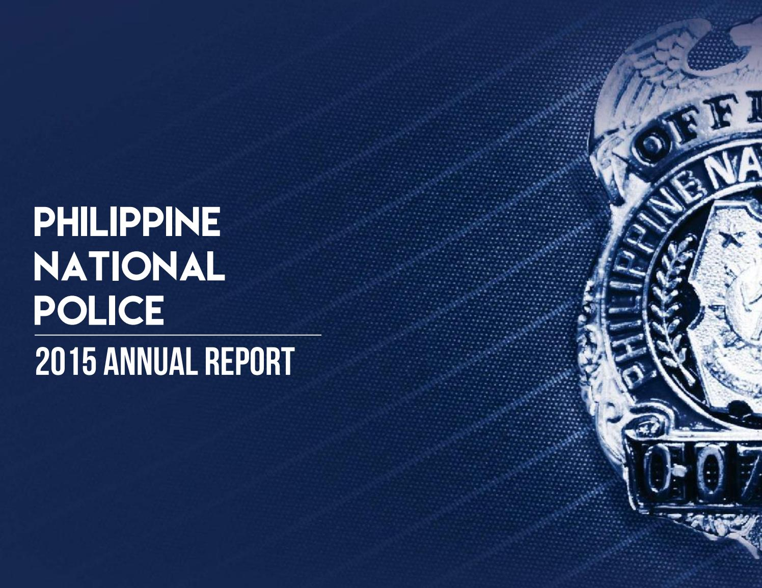 pnpannualreport2015 by ph pdfs issuu