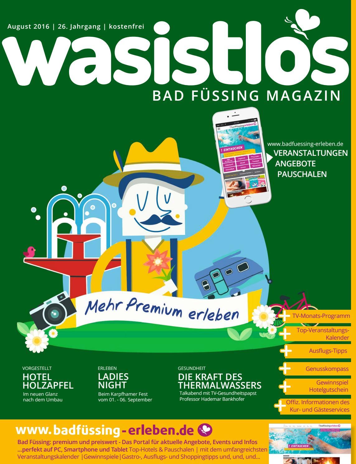 wasistlos das bad f ssing magazin august 2016 by remark marketing medien issuu. Black Bedroom Furniture Sets. Home Design Ideas