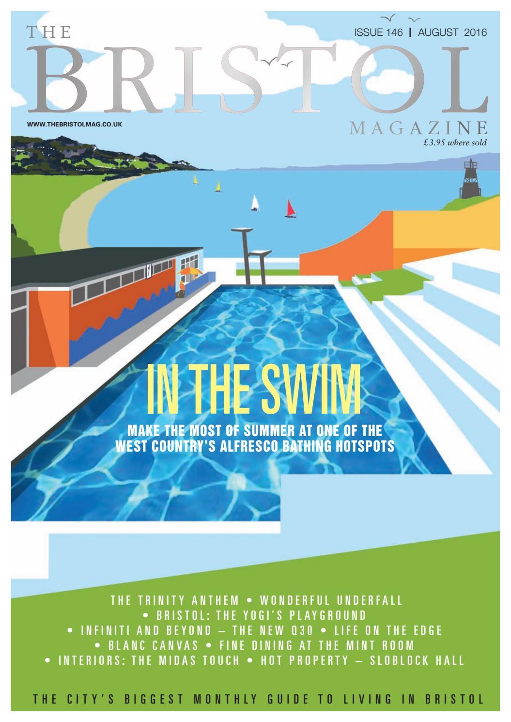 The Bristol Magazine August 2016 by MC Publishing - issuu