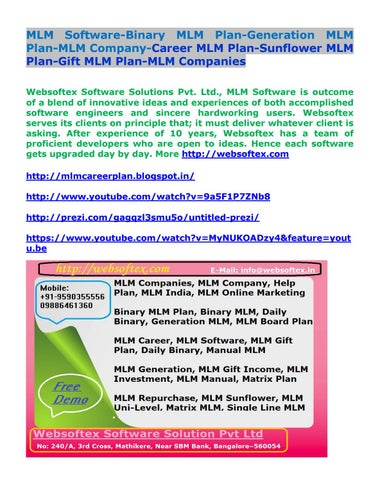 Mlm recharge mlm uni level plan mlm gift plan mlm business india mlm