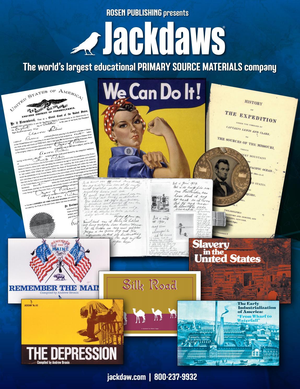 Jackdaws 2017 catalog by rosen classroom issuu fandeluxe Choice Image