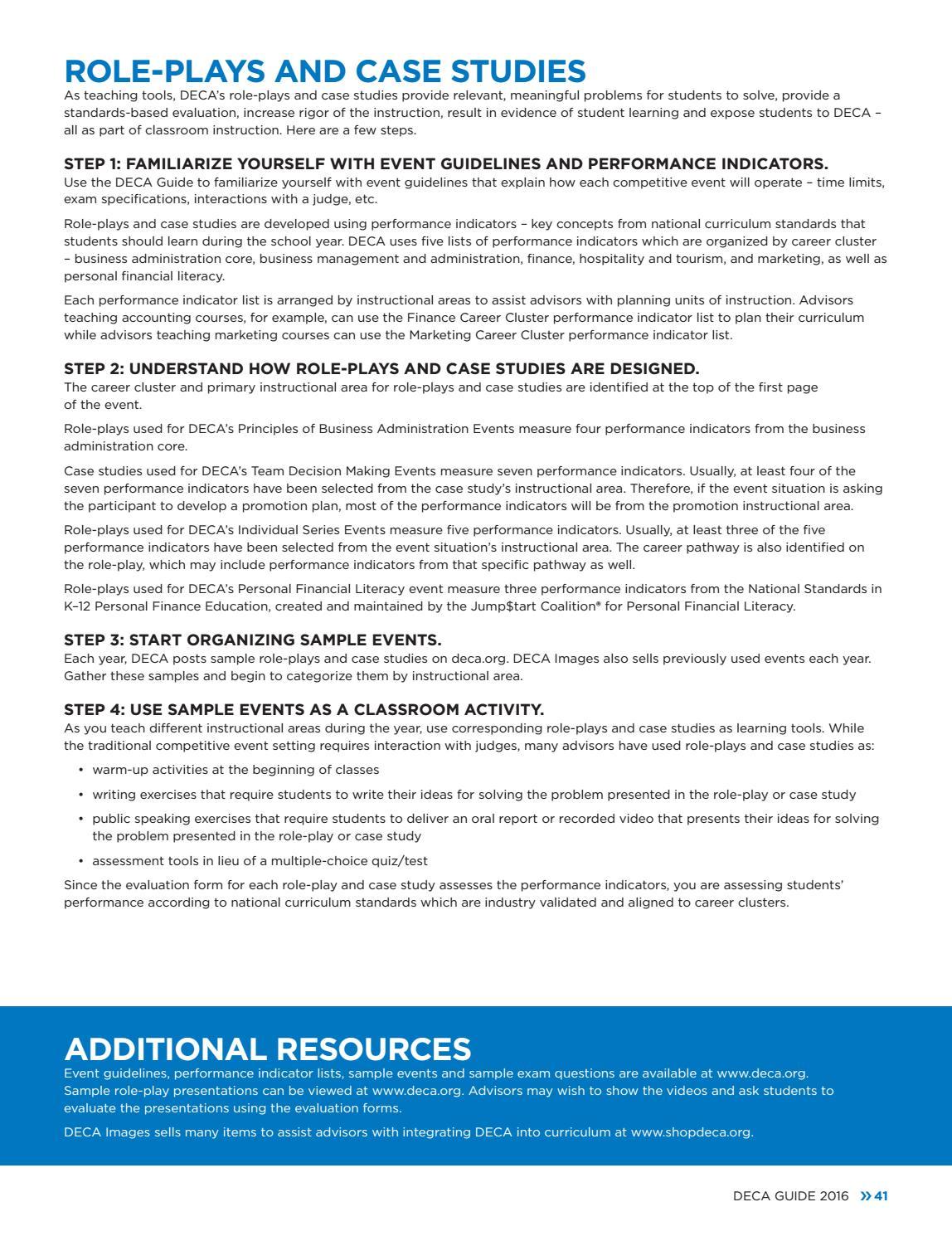 Management Case Studies and Articles