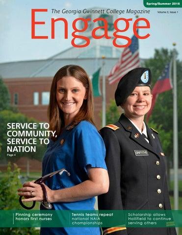Engage Spring/Summer 2016 by Georgia Gwinnett College - issuu
