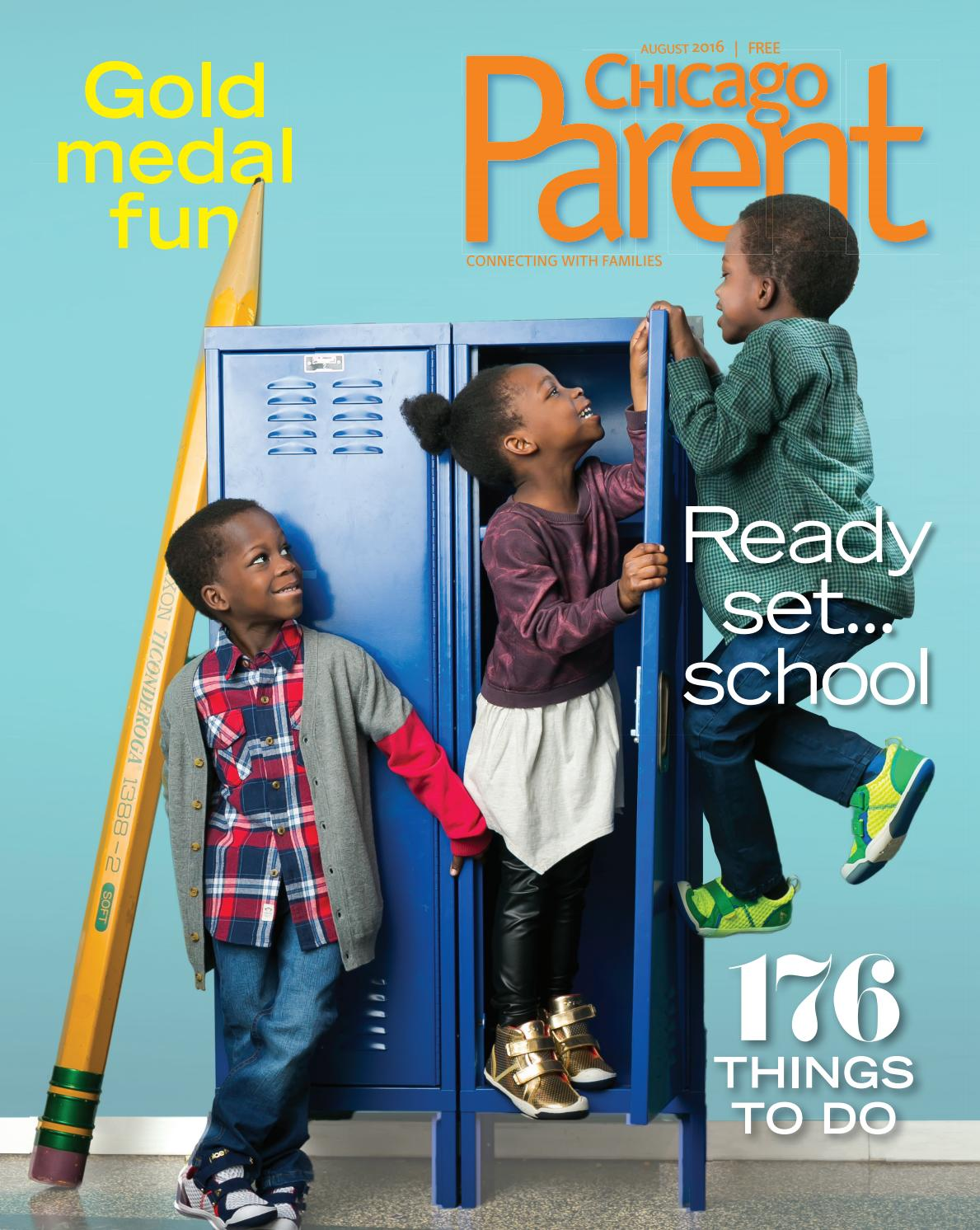Chicago Parent August 2016 by Chicago Parent - issuu