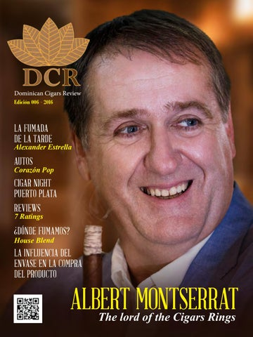 Dominican Cigars Review Magazine  006 by Dominican Cigars Review - issuu 5a16b115f3db3
