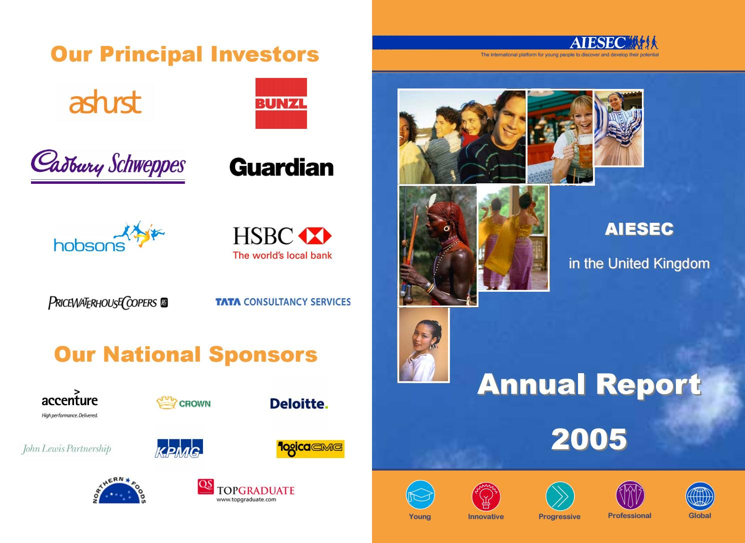 Aiesec Hannover aiesec uk annual report 04.05aiesec uk - issuu