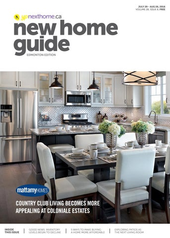 Edmonton New Home Guide - Jul 29, 2016 by NextHome - issuu