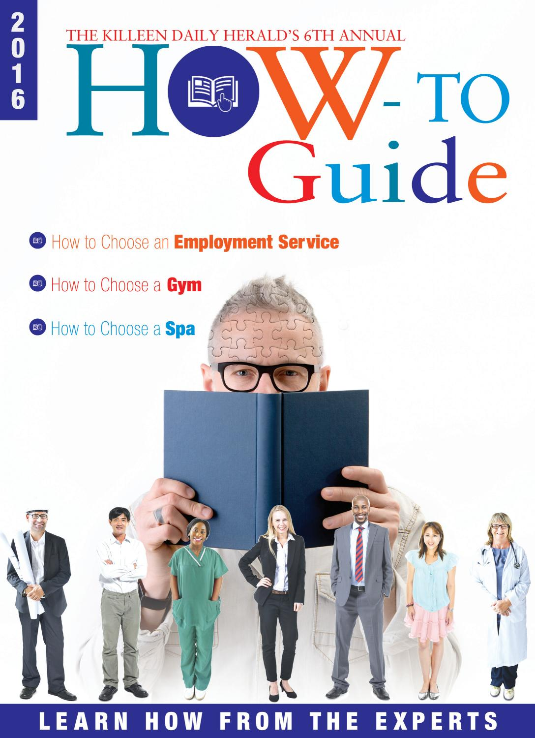 How To Guide 2016 By Temple Daily Telegram Issuu