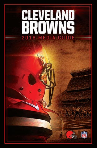 ba93efdf9 2016 Cleveland Browns Media Guide by Cleveland Browns - issuu