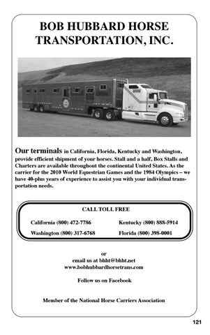 California Thoroughbred Industry Directory 2016/2017 by CTBA