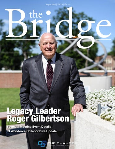 The Bridge: August 2016 by The FMWF Chamber of Commerce - issuu
