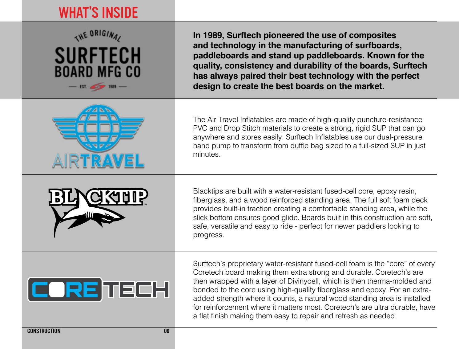 Surftech 2017 Paddle Sports Collection by Surftech - issuu