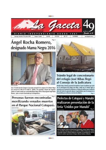 La Gaceta 27 julio 2016 by Diario La Gaceta - issuu 6a2e43ca091