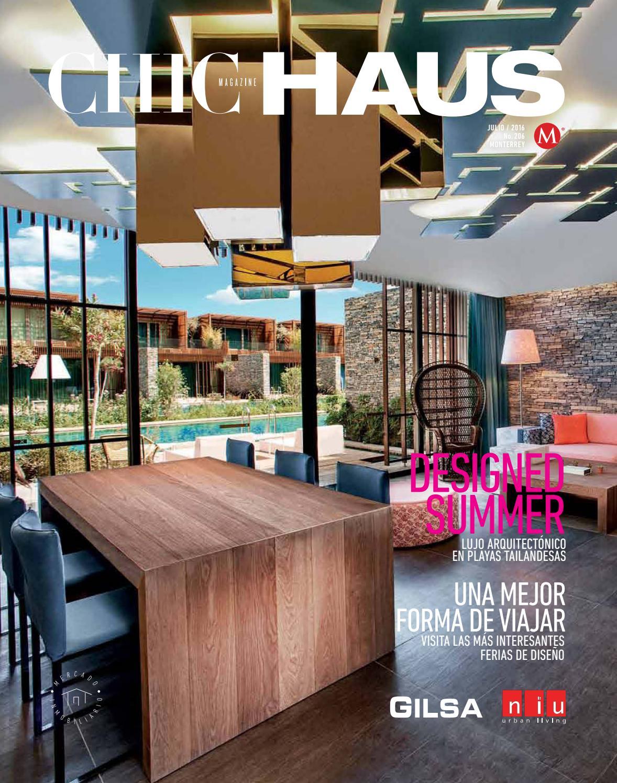 Muebles Haus Monterrey - Chic Haus Monterrey N M 206 Jul 2016 By Milenio Diario [mjhdah]https://image.isu.pub/160330095112-da5818a623b29e2725ab17df53424b1a/jpg/page_1.jpg