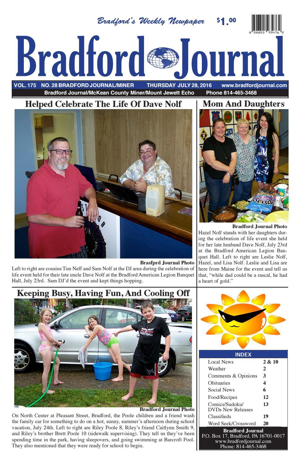 bradfordjournalcolorissue7 28 16b by bradford journal issuu