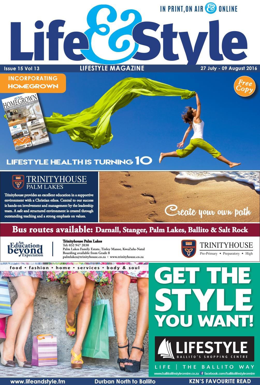 Life & style issue15 by Life & Style - issuu