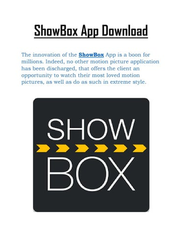 does showbox app have viruses