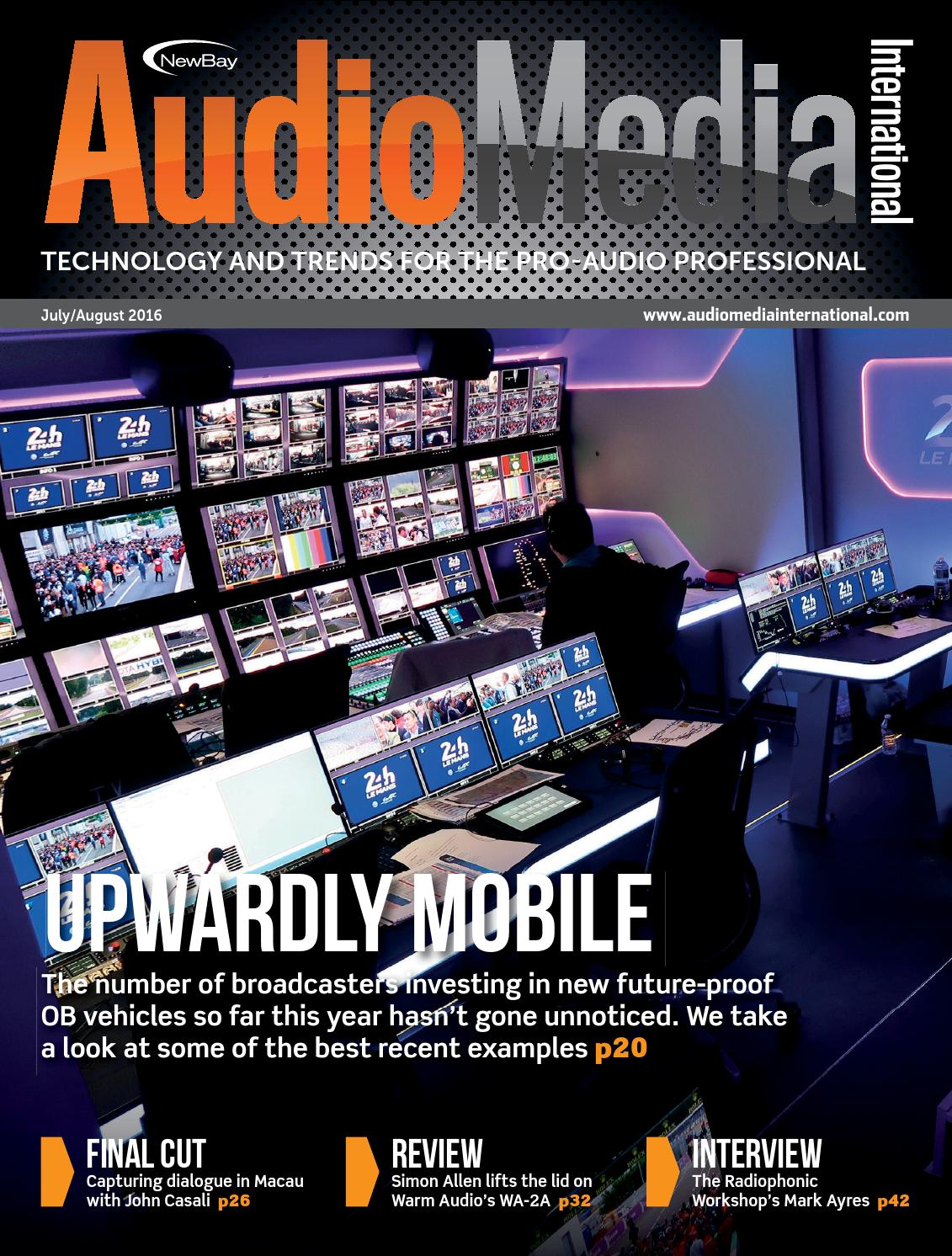 Ami July August 2016 Digital Edition By Future Plc Issuu Positive 512v Pulse Should Be Applied To This Input In Order