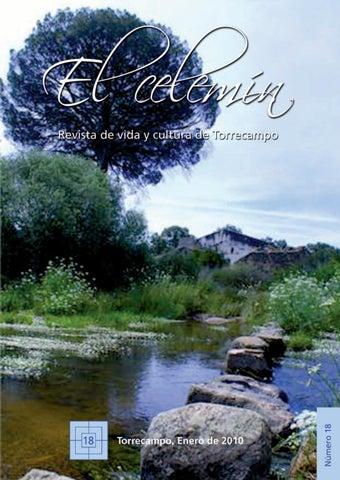 Revista El Celemín Nº 18 Enero 2010 By Asociacion Benéfico