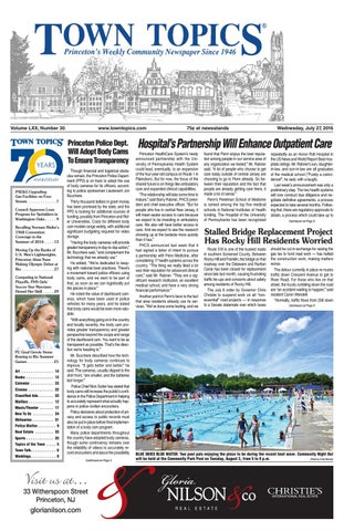 343693ef73 Town Topics Newspaper July 27