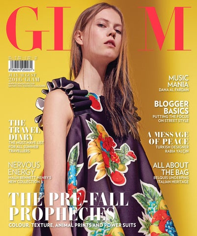 6d7bc91ad8e3 Glam july august 2016 by Oryx Group of Magazines - issuu