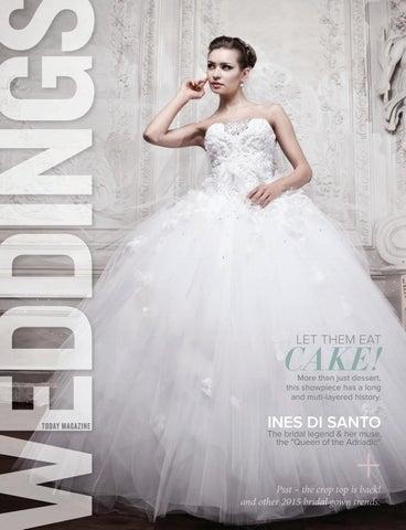 Weddings Winter 2015 By Todaymagazine Issuu