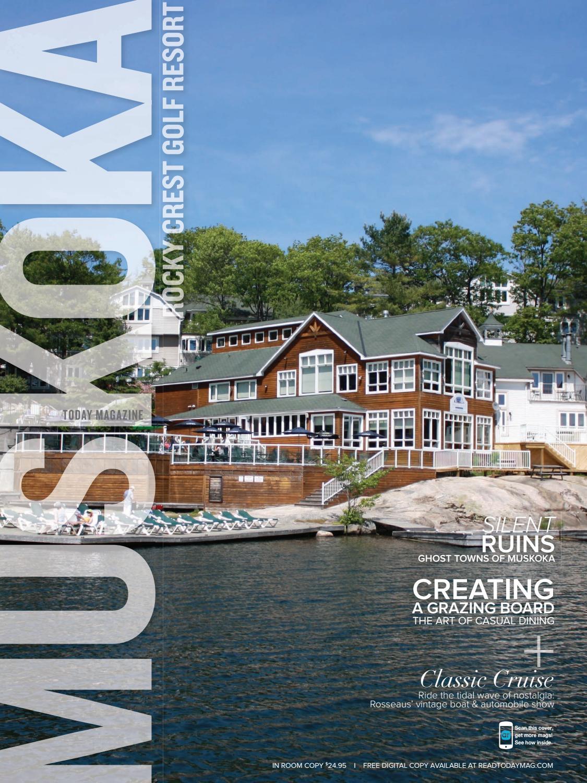 Muskoka Rocky Crest - Spring/Summer 2015 by TodayMagazine