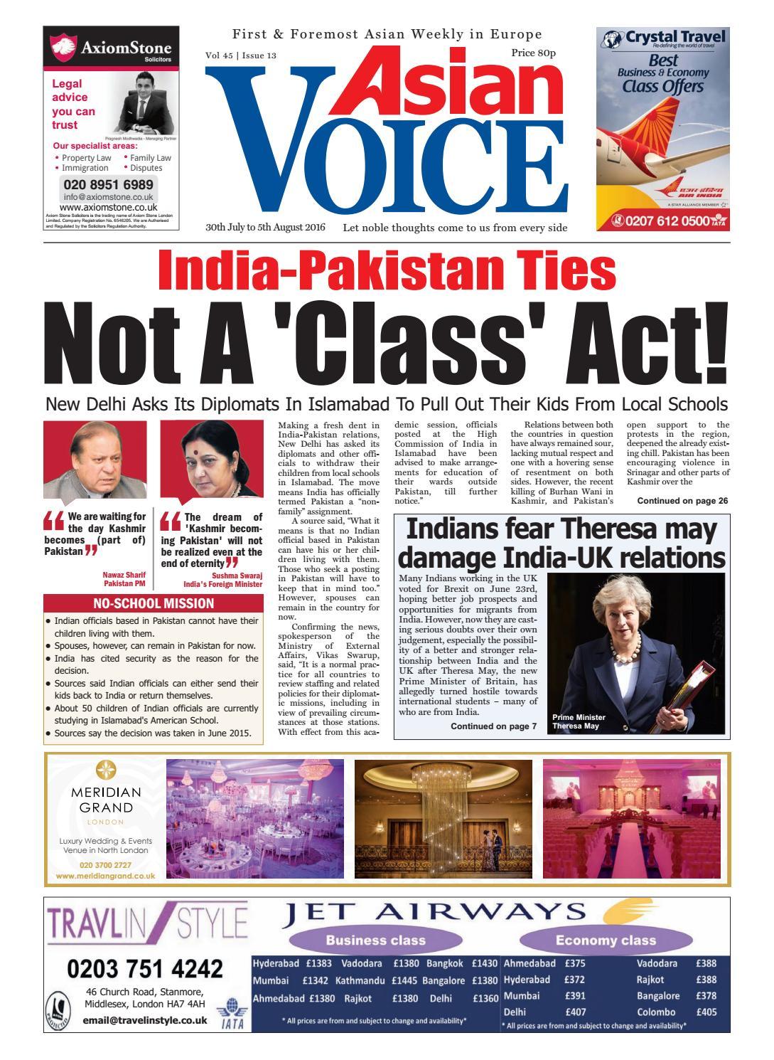 AV 30th July 2016 by Asian Business Publications Ltd - issuu