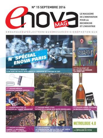 Enova Mag N15 By Valerie Moullec Houdret Issuu