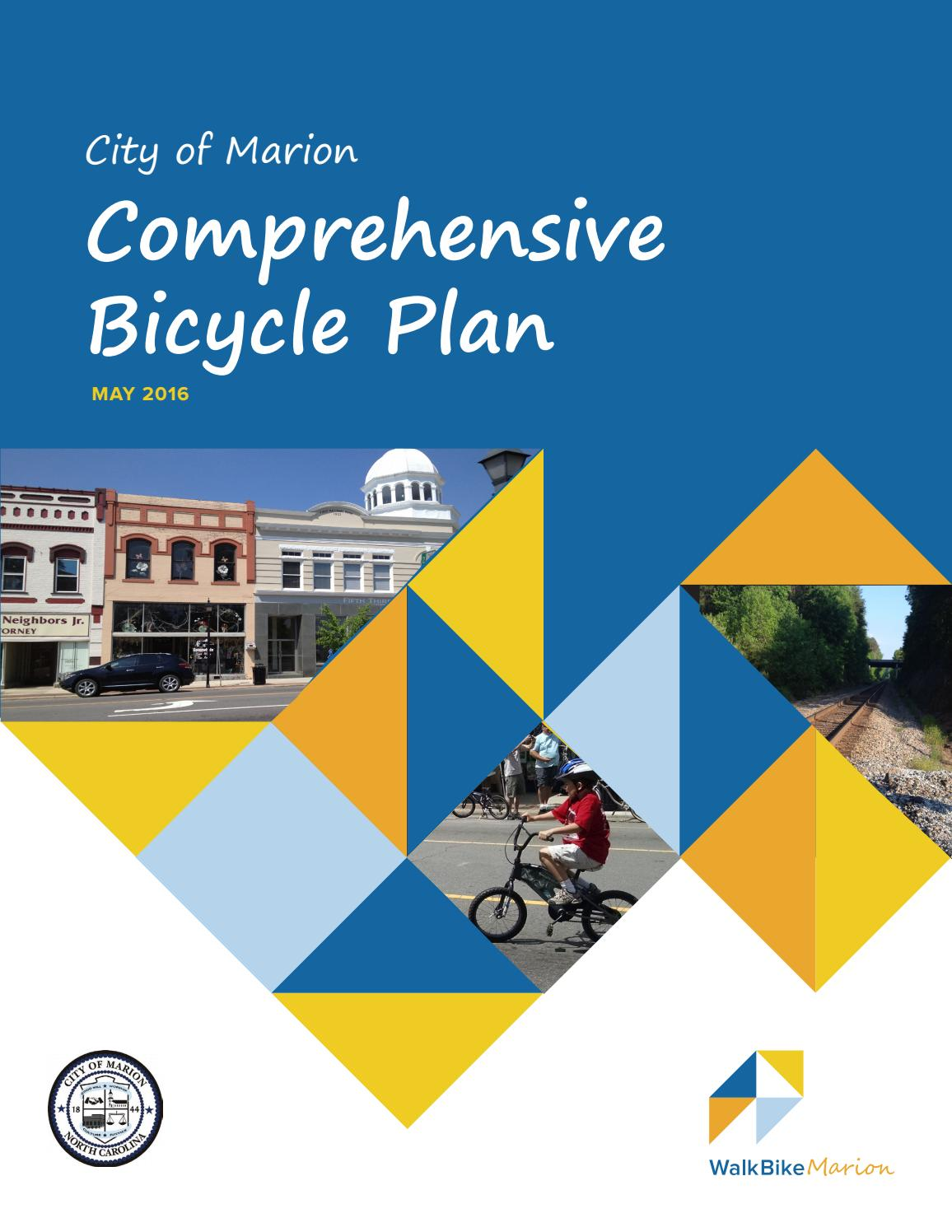 b38a9cb3f5 Marion Comprehensive Bicycle Plan by Alta Planning + Design - issuu
