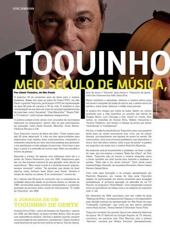 Page 10 of Toquinho, meio s\u00E9culo de m\u00FAsica, 70 anos de amor \u00E0 vida