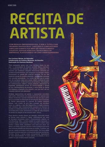 Page 14 of Receita de artista