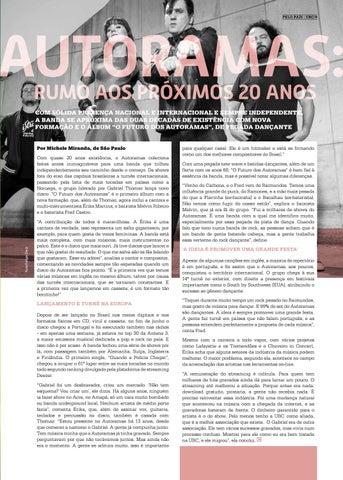 Page 9 of AUTORAMAS: RUMO AOS PR\u00D3XIMOS 20 ANOS