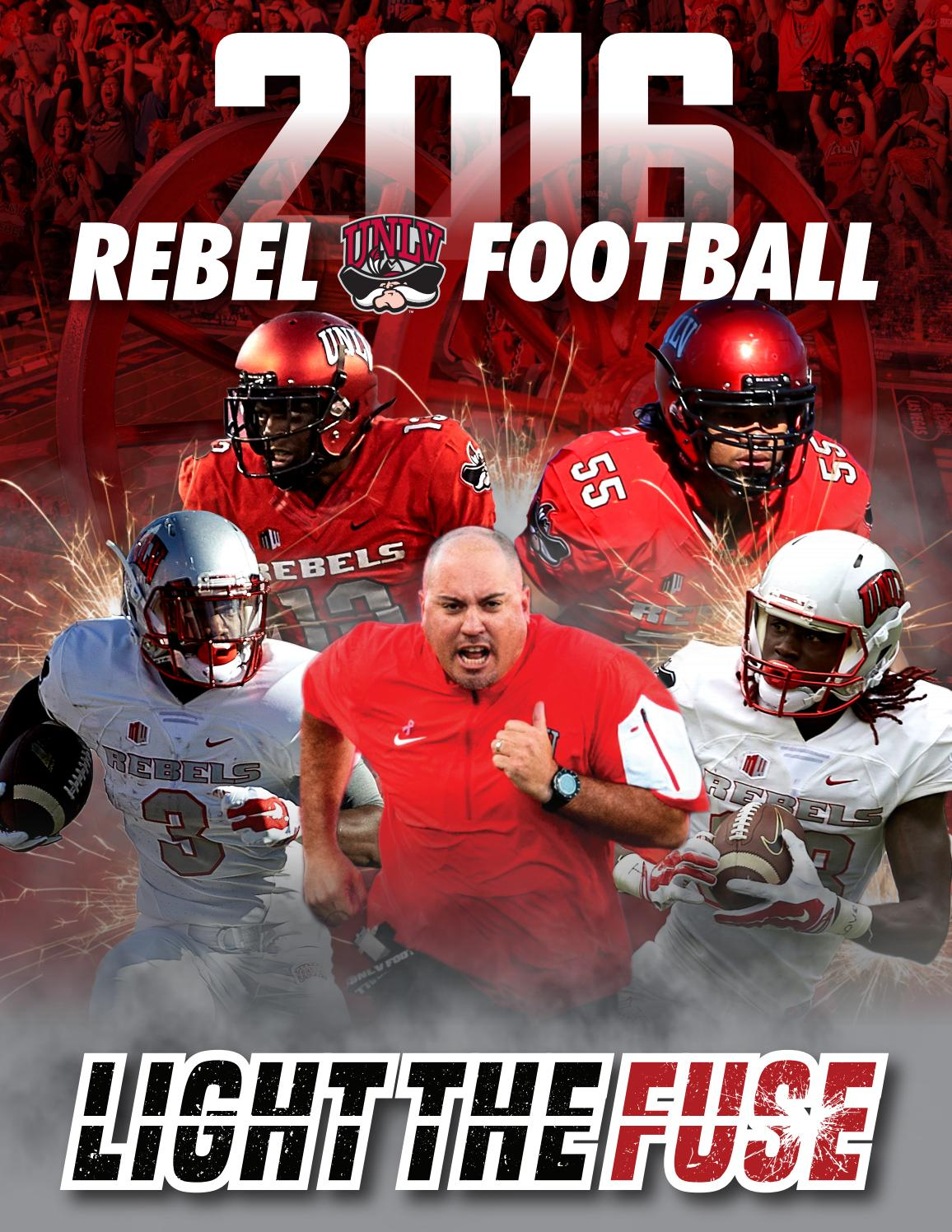 a54a7c9dd 2016 UNLV Football Media Guide by UNLV Sports Information - issuu