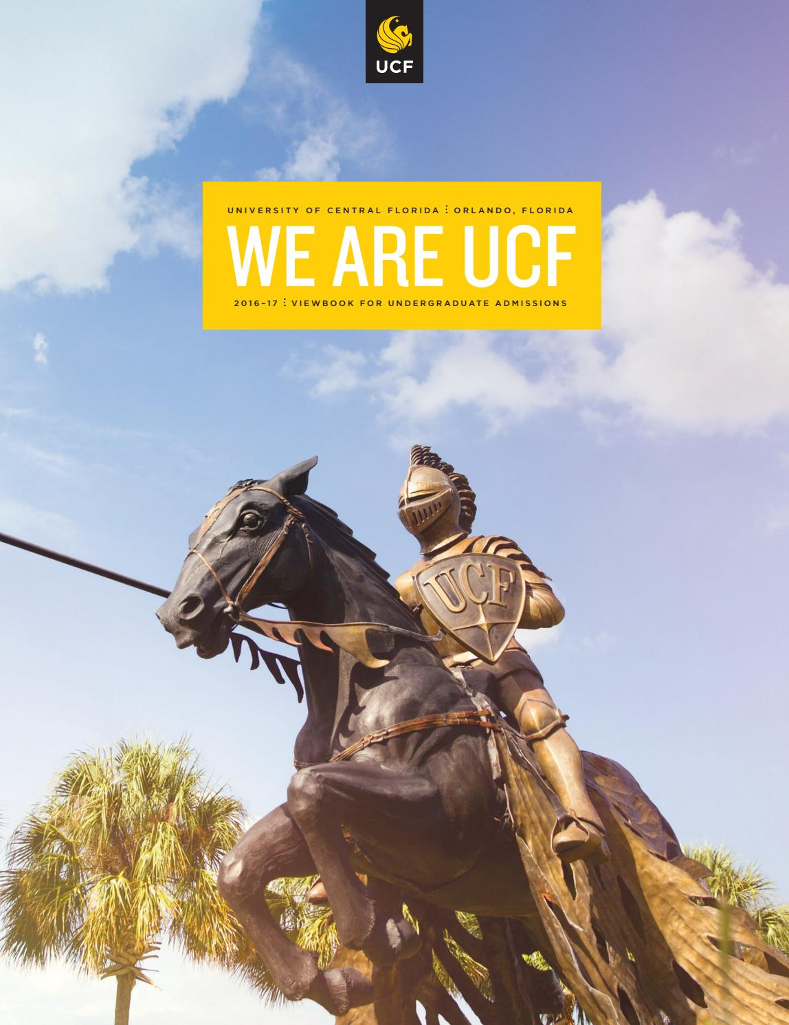 university of central florida viewbook by university of  university of central florida viewbook 2016 2017 by university of central florida issuu