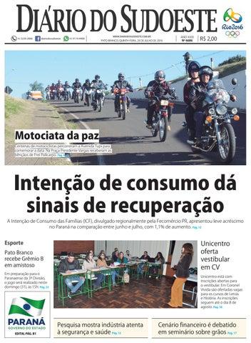 Diário do sudoeste 28 de julho de 2016 ed 6686 by Diário do Sudoeste ... de074a7464