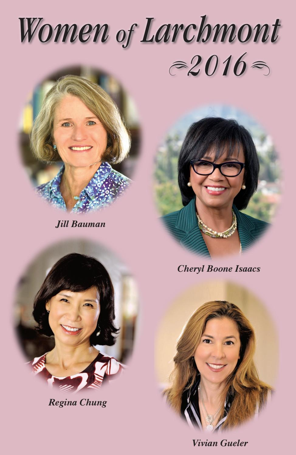 LC Women of Larchmont 08 2016 by Larchmont Chronicle - issuu